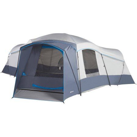 sc 1 st  eBay & Ozark Trail 23.5 X 18.5 Cabin Tent Sleeps 16   eBay