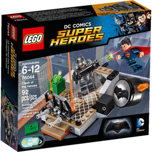 LEGO ® DC Universe 76044 Super Super Super Heroes duel des super-héros Nouveau/Neuf dans sa boîte   Bonne Réputation Over The World  d417eb