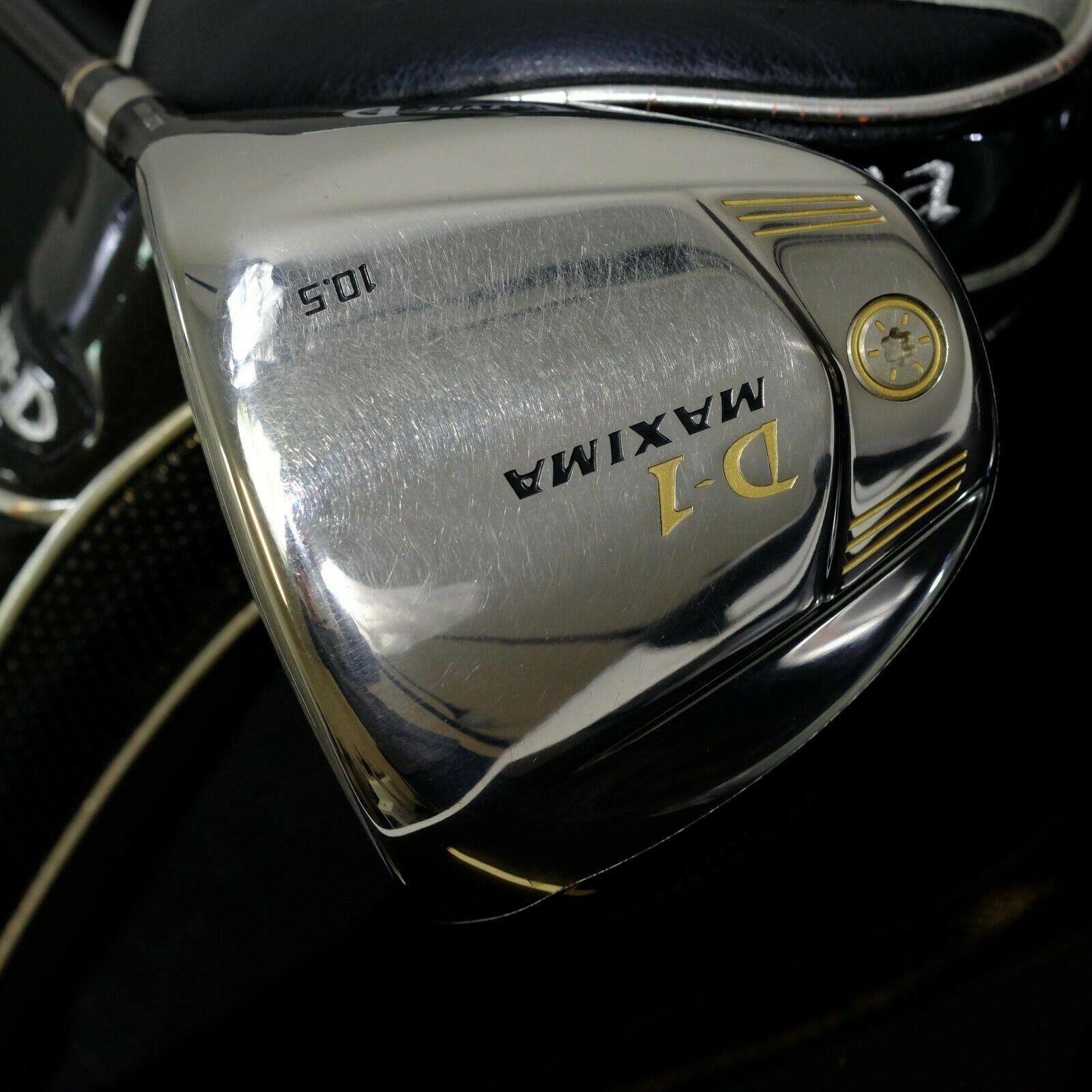 Ryoma D-1 Maxima Tipo-D (10.5) gira Ad MX-D (R)  580905000 Driver
