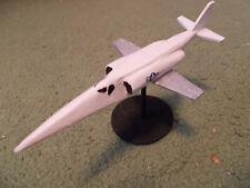 Built 1/100: American DOUGLAS X-3 STILETTO  Aircraft