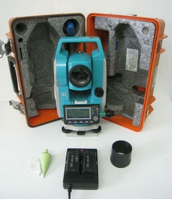 SOKKIA Set 500 SET500 Total Station Surveying Instrument