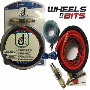 Details about J-Audio Complete Amp Amplifier 0 Gauge Wiring Kit 5000 on amp install kit, amp connectors, pt cruiser car kit, amp cable, amp wire kit, amp installation kit, car amp kit,