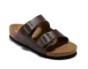 da5f464c3 New Mens Womens Arizona Style Birko-Flor Sandals Flip Flops Shoes ...