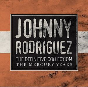 Johnny-Rodriguez-Definitive-Collection-New-CD-UK-Import