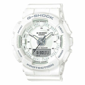 Details about Casio G-Shock S Series Step Tracker Watch GMAS130-7A  GMA-S130-7A