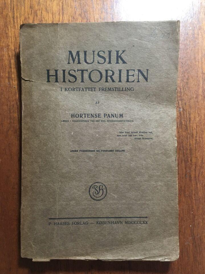 Musikhistorien I Kortfattet Fremstilling, Hortense