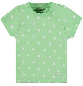 bellybutton-Baby-T-Shirt-Gruen-Sterne-Gr-62-68-74-80-86-S-2017-NEU