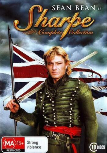 1 of 1 - SHARPE The Complete Collection : NEW DVD