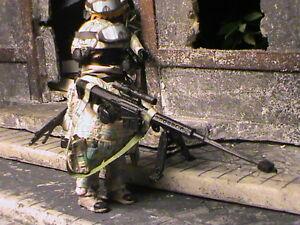 Playmobil Personnalisé Forces Spéciales Polonais Gromtrueno 2016 Ref-0208 Bis
