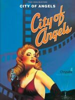 City Of Angels Sheet Music Vocal Selections Book 000313356