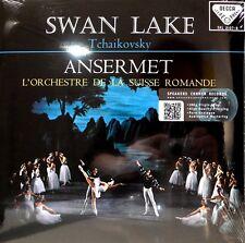 Swan Lake-ANSERMET-Suisse Romande-TCHAIKOVSKY-DECCA-sxl-2107/8 - 2lp