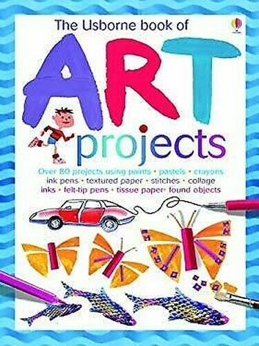 Art Projekte Hardcover Fiona