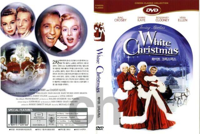 White Christmas 1954.White Christmas 1954 Bing Crosby Dvd