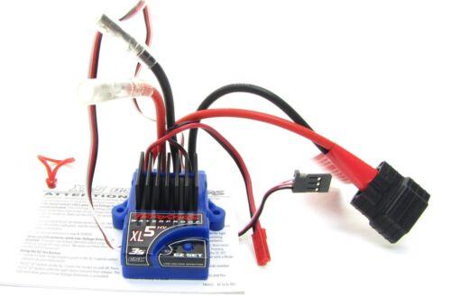 ESC speed control XL-5HV LVD 3s Electronic Traxxas 82096-4 TRX-4 Mercedes-Benz