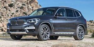 2020 BMW X3 xDrive30i Trsp, Prep., Options INCL. sans/NO SURPR