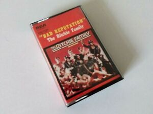 Ritchie Family Bad Reputation - Cassette Tape Argentina Pressing VG+ Condi Disco