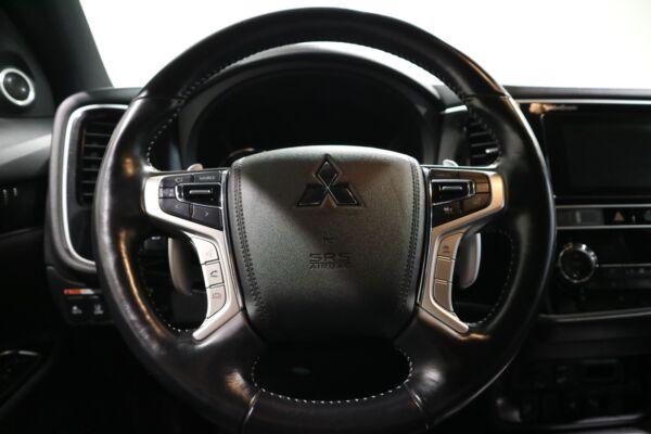 Mitsubishi Outlander 2,4 PHEV Instyle CVT 4WD - billede 3