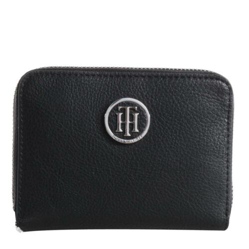Tommy Hilfiger Geldbörse WN AW0AW05190 002 schwarz TH Core Compact ZA Wallet