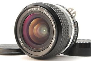 [near Mint] Nikon Nikon Nikkor AI-s ais 24mm f2.8 Weitwinkel Objektiv MF aus Japan