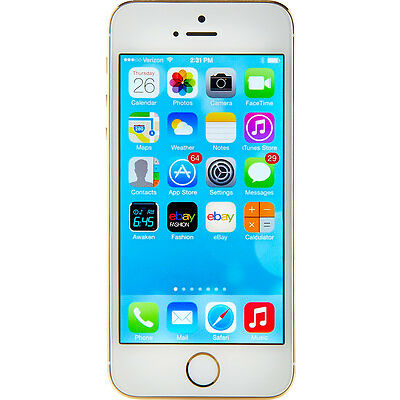 Apple  iPhone 5s - 16 GB - Gold - Smartphone