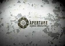 XBOX ONE PS3 PS4 PC GAME APERTURE PORTAL 2 A3 ART PRINT POSTER GZ5581