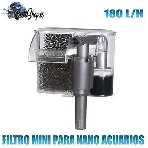 Filtros para acuarios filtro de acuario filtro de mochila for Filtro para pecera