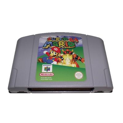 Super Mario 64 Nintendo 64 N64 PAL Preloved