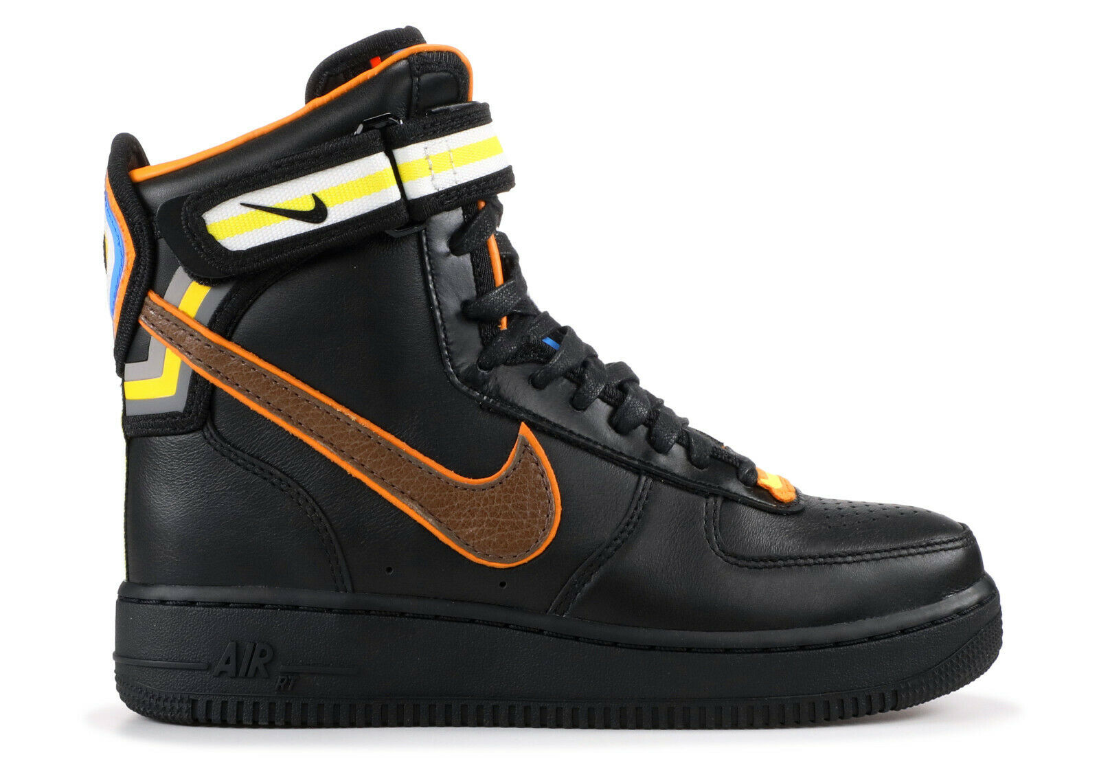 Men's Brand New Air Force One HI SP TISCI Athletic Fashion Sneakers [669919 029]