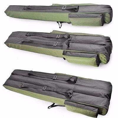 Rod Bag MIKADO Rod Holdall Fishing Bag Hold All 16 Varieties 6m Camoflauge 1-1