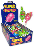 Charms Super Blow Pops Suckers Candy Pop Bulk Lollipops 48 Assorted Flavors