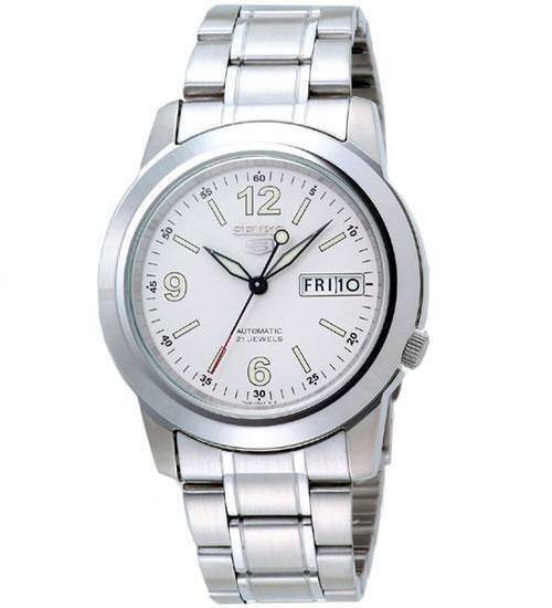 SEIKO 5 SNKE57 SNKE57K1 21 Jewels Automatic 30m Water Resistance #