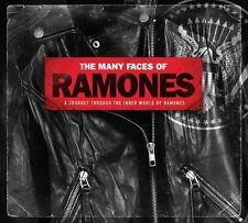 MANY FACES OF RAMONES 3 CD NEU