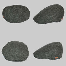 item 2 Quality Brooklyn Flat Cap Herringbone Tweed Hat Mens Gatsby Newsboy  Wool Mix -Quality Brooklyn Flat Cap Herringbone Tweed Hat Mens Gatsby  Newsboy ... e16f14faae3