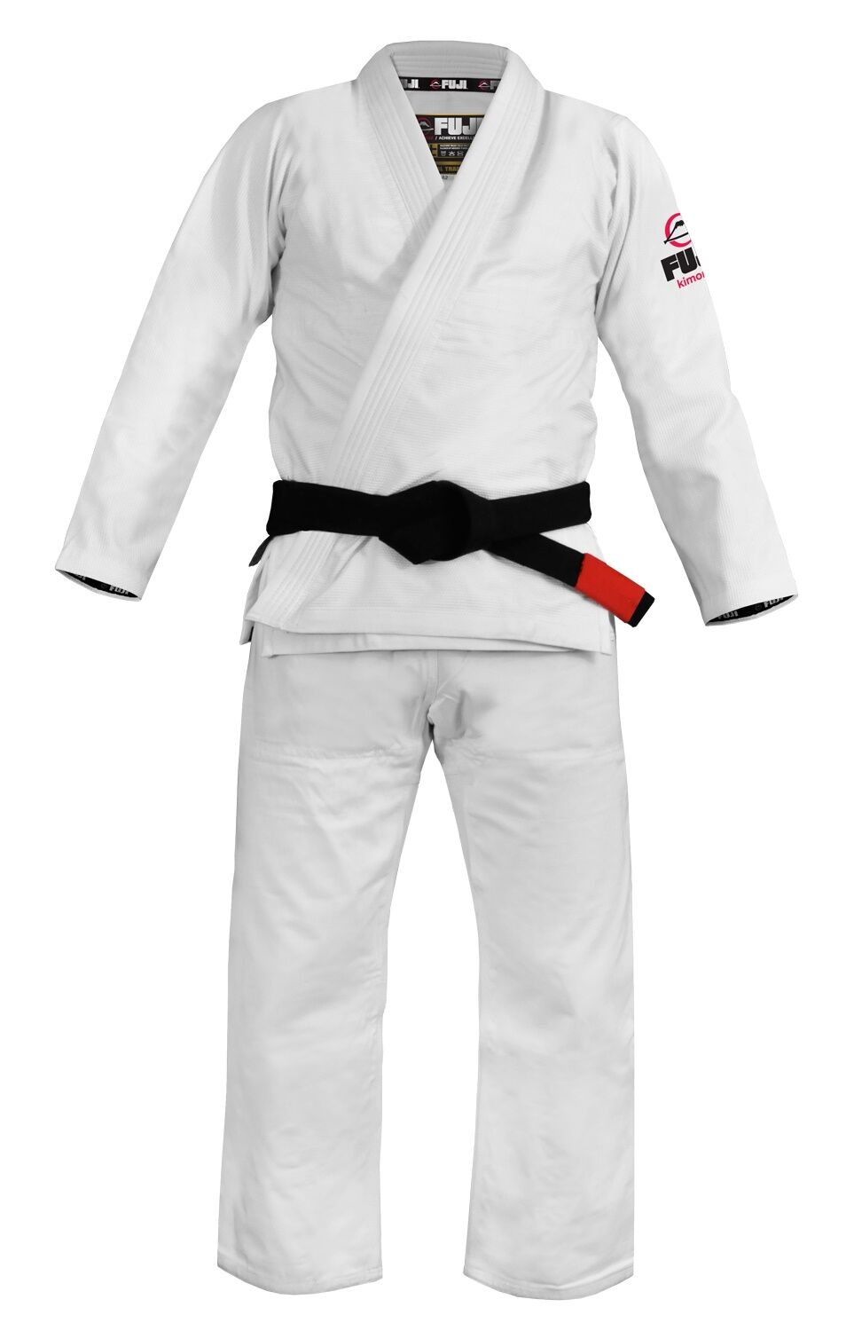 New Fuji  Lightweight Light Summer Weight Mens Brazilian Gi Jiu-Jitsu BJJ - White  great offers