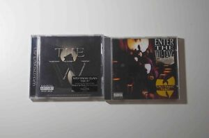 Wu-Tang-Clan-Enter-the-Wu-Tang-36-Chambers-CD-1999-and-The-W