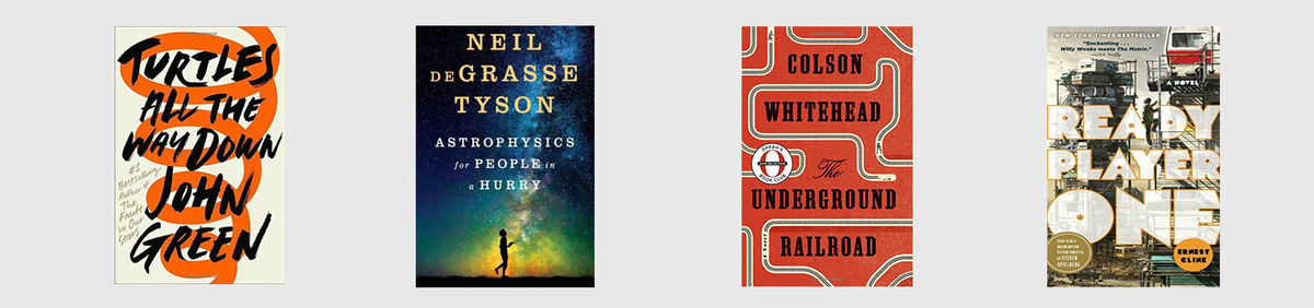 Shop Event Curl Up With a Good Book Classics, best-sellers, and more