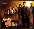 Toy Vault Firefly Fistful of Credits Board Game