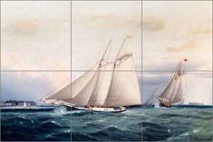 Ceramic-Tile-Mural-Backsplash-Buttersworth-Nautical-Sailing-Art-JEB001