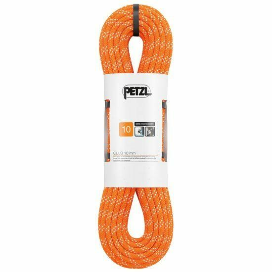 Petzl Club 10 mm x 70 m R39AO 070  Climbing Gear Ropes & Slings