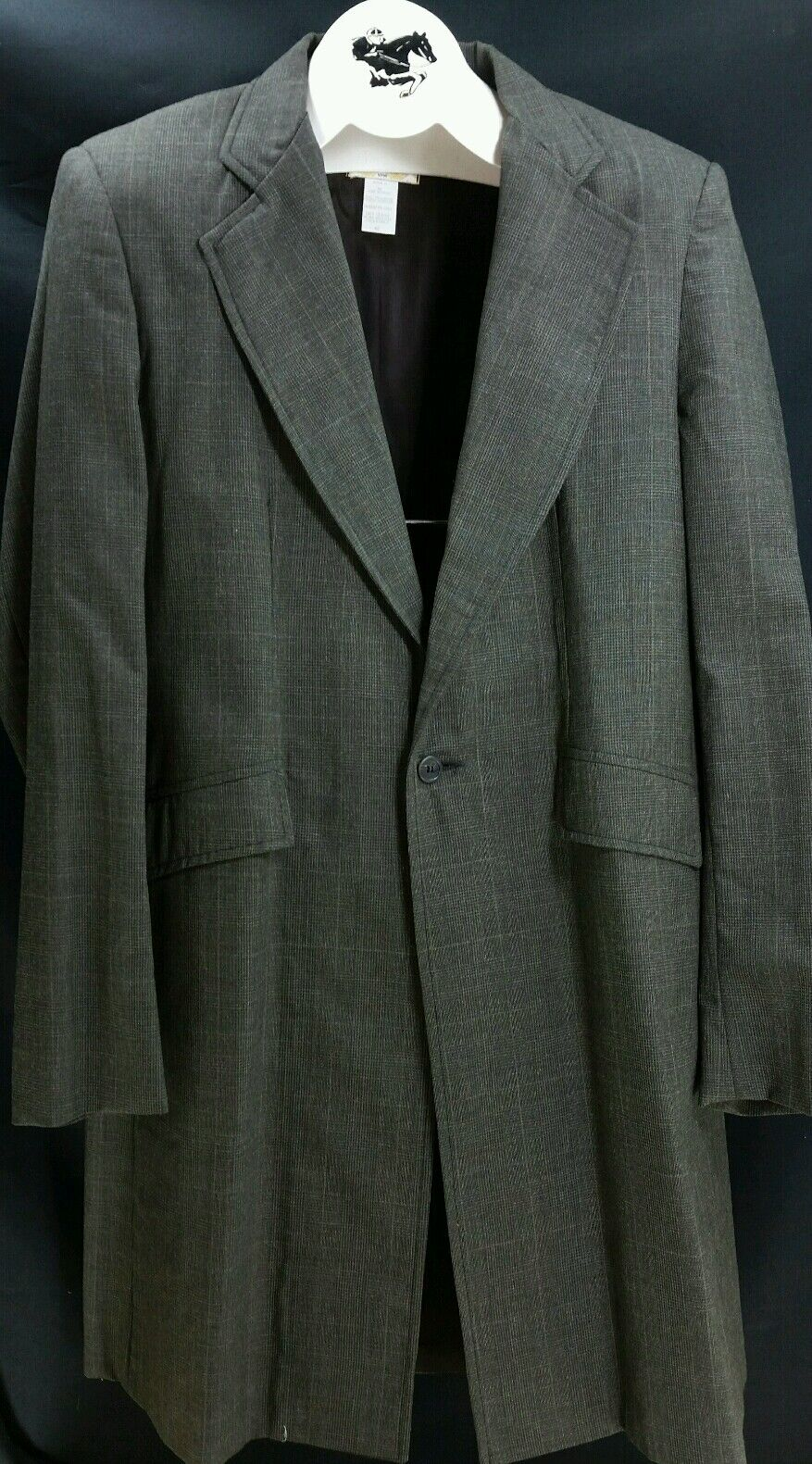 Reed Hill Mens Day Coat Wool  Blend - USA  very popular