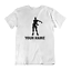 BOYS-MENS-FLOSS-DANCER-PERSONALISED-FORT-PS4-GAME-NITE-XBOX-T-SHIRT-TEE thumbnail 2