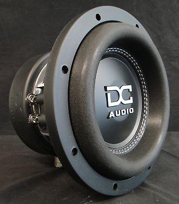 """DC Audio M3 8 D4  8"""" Subwoofer"""