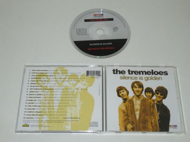 The Tremeloes/Silence Is Golden (Spectrum Music 550742-2) CD Album