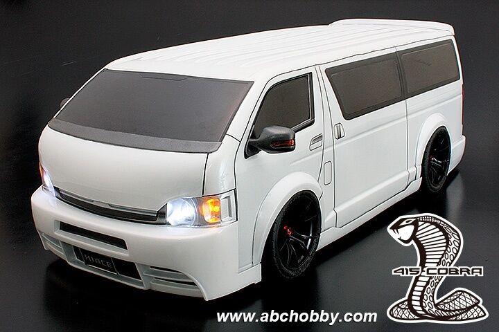 Abc-Hobby toyota 415 cobra Stage II 1 10 con aletines (200mm) 66168