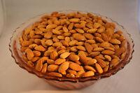 10 Lbs Whole Raw California Unpasteurized Nonpareil Almonds 2016 Crop