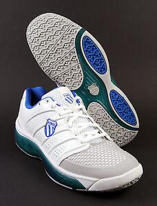 K-SWISS-Tubes-Tennis-100-OMNI-Men-s-Low-02751175-Tennischuhe-Gr-41-44-1-2-NEU