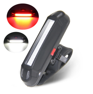 100-Lumens-Rechargeable-COB-LED-USB-Mountain-Bike-Tail-Light-Safety-Warning-Lamp