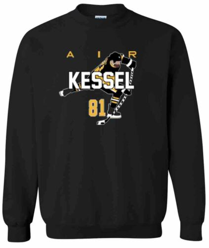 "Phil Kessel Pittsburgh Penguins /""AIR/"" jersey shirt Hooded SWEATSHIRT HOODIE"