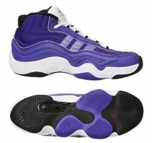 adidas fou 2 kobe bryant la lakers Violet  Blanc baskets  noir 11 baskets Blanc kb8 2ebd71