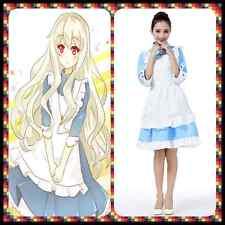 Kagerou Project MekakuCity Actors Kozakura Mari Costume Women Cosplay Halloween